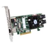 ARECA 8-port (SFF-8643) 12Gb/s SAS RAID, 2GB DDR3, PCIe x8 Card, LP