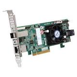 ARECA 8 Ports (Int/Ext) (SFF-8643,SFF-8644) 12Gb/S SAS/SATA RAID Adapter, 2GB DDR3, PCI-E x8, LP