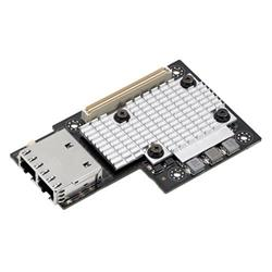 ASUS Intel X550 AT2 , 10 Gigabit/s Ethernet 10GBASE-T, Dual Port, OCP Formfactor