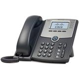 Cisco SPA504G IP Phone, 4 Voice Lines, 2x10/100 Ports, High-Resolution Graphical Display, PoE Support