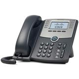 Cisco SPA508G IP Phone, 8 Voice Lines, 2x 10/100 Ports, High-Resolution Graphical Display, PoE Support