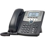 Cisco SPA509G IP Phone, 12 Voice Lines, 2x 10/100 Ports, High-Resolution Graphical Display, PoE Support