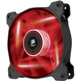 Corsair ventilátor Air Series AF120 LED Red Quiet Edition, 1x 120mm, 25dBA