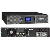 EATON UPS 9PX 1000i RT2U Netpack, On-line, Rack 2U/Tower, 1000VA/1000W, výstup 8x IEC C13, USB, LAN, displej, sinus