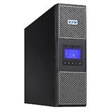 EATON UPS 9PX 8000i Netpack, HotSwap, On-line, Rack 6U/Tower, 8kVA/7,2kW, svorkovnice, USB, LAN, displej, sinus