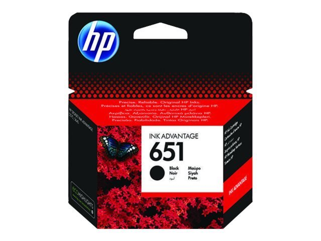 HP Ink 651 Black