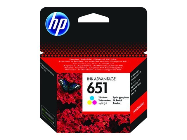 HP Ink 651 Color