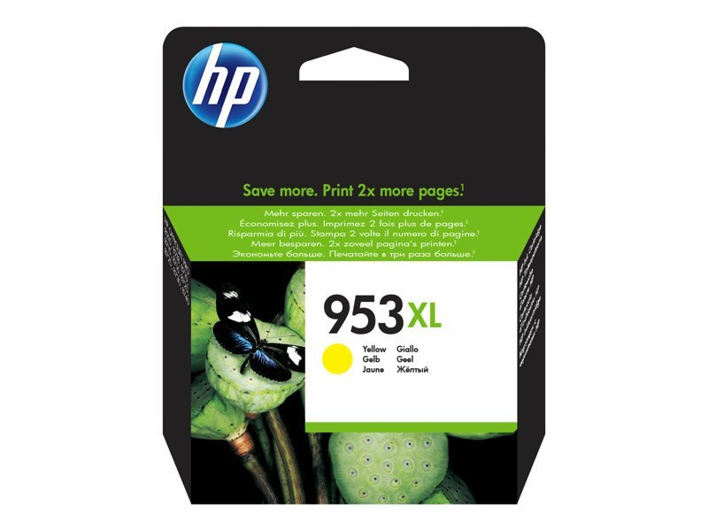 HP Ink 953XL Yellow