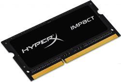 Kingston DDR3L 8GB HyperX Impact SODIMM 1.35V 1600MHz CL9 černá