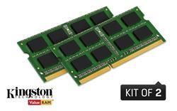 Kingston DDR3 16GB (Kit 2x8GB) SODIMM 1600MHz CL11 DR x8