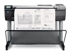 HP DesignJet T830 24-in MFP A1