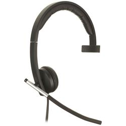 LOGITECH Wireless Headset Mono H820e - USB - EMEA28 - WIRELESS MONO
