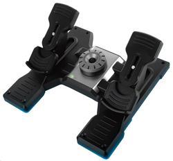 Logitech® G Saitek PRO Flight Rudder Pedals - EMEA