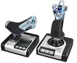 Logitech® G Saitek X52 Flight Control System - EMEA