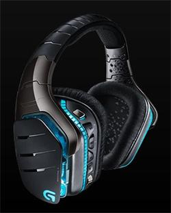 Logitech LOGTITECH Wireless Gaming Headset G933 Artemis Spectrum RGB 7.1 Surround - EMEA