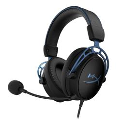 Kingston HyperX Cloud Alpha S - Blue