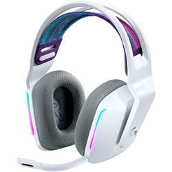 Logitech G733 LIGHTSPEED Wireless RGB Gaming Headset - WHITE - 2.4GHZ - EMEA