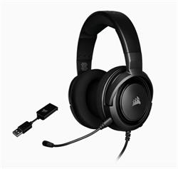 Corsair herní sluchátka HS45 Surround Carbon