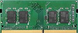 Synology RAM modul 8GB DDR4 ECC unbuffered SO-DIMM