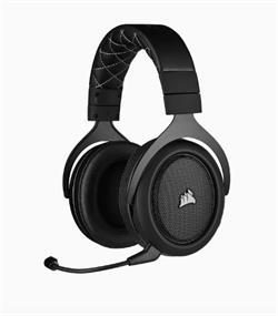 Corsair herní sluchátka HS70 PRO Wireless Carbon