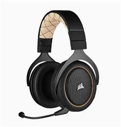 Corsair herní sluchátka HS70 PRO Wireless Cream