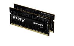 Kingston FURY Impact DDR3L 16GB (Kit 2x8GB) 1600MHz SODIMM CL9 1.35V