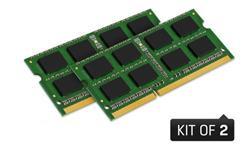 Kingston DDR3 8GB (Kit 2x4GB) SODIMM 1333MHz CL9 SR x8