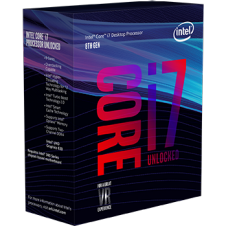 INTEL Core i7-8700K 3.7GHz/6core/12MB/LGA1151