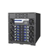 Mellanox 130Tb/s, 648-port EDR Infiniband chassis switch, includes 20 fans and 10 PWS (N+N), RoHS R6