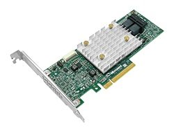 Microsemi Adaptec HBA 1100 - 8i Single, 2x SFF-8643, 12 Gbps, PCIe x8, FlexConfig
