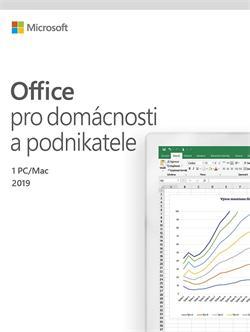 Office pro domácnosti a podnikatele