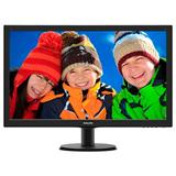 "Philips 273V5LHAB/00 27"" LED 1920x1080 20 000 000:1 5ms 300cd HDMI DVI repro cierny"